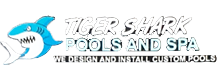 Tiger Shark | Pool and Spa Logo